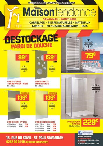 Catalogue MAISON TENDANCE