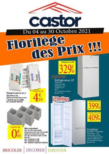 Catalogue CASTOR