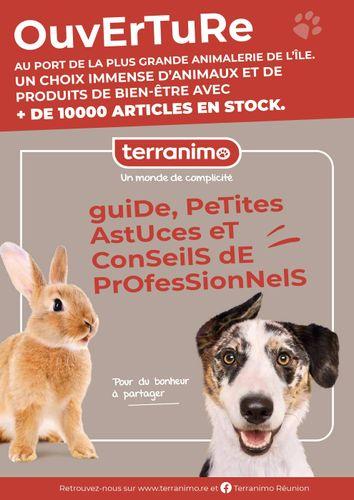 Catalogue TERRANIMO Saint-Denis