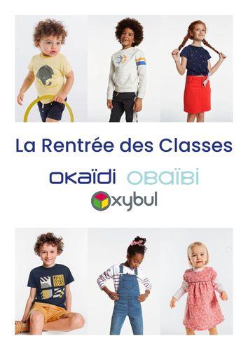 Catalogue OKAIDI Saint-Pierre