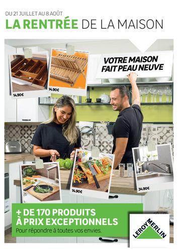 Catalogue LEROY MERLIN