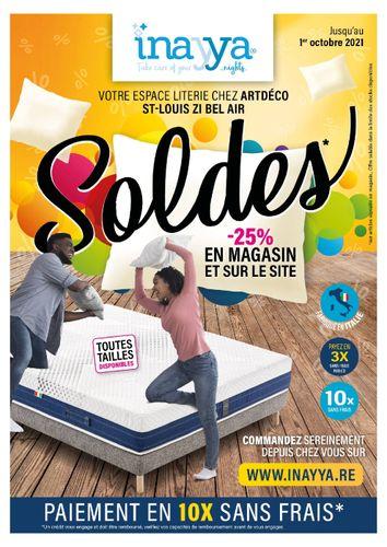 Catalogue INAYA