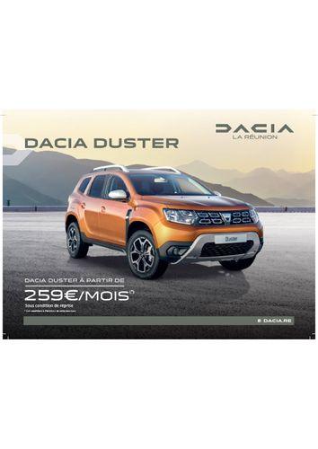 Catalogue DACIA