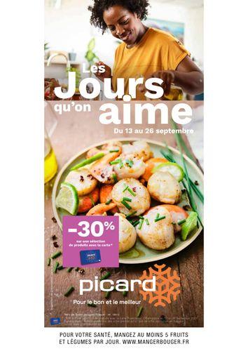 Catalogue PICARD Saint-Benoit