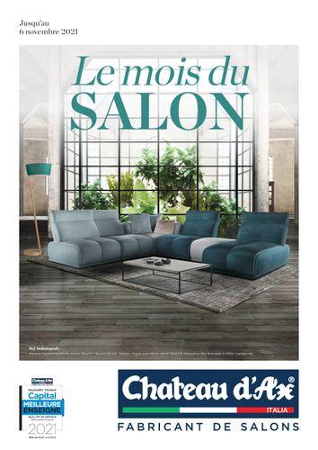 Catalogue CHATEAU D'AX