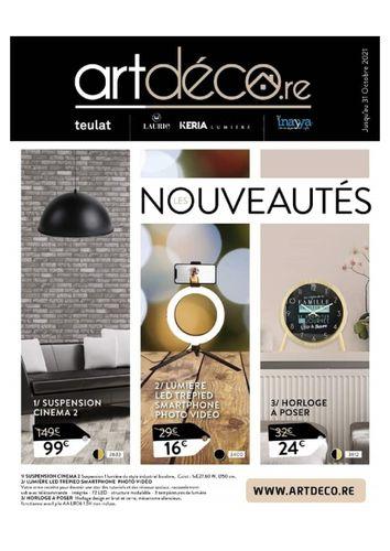 Catalogue ARTDECO