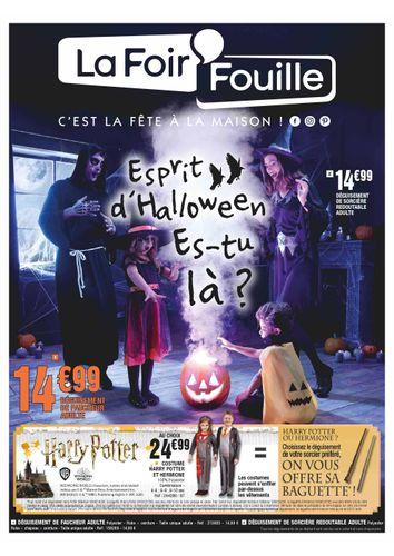 Catalogue LA FOIR'FOUILLE